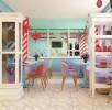 зефирно-карамельное детское кафе